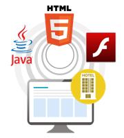 A figure that Pro:Centric is a web-centric platform.